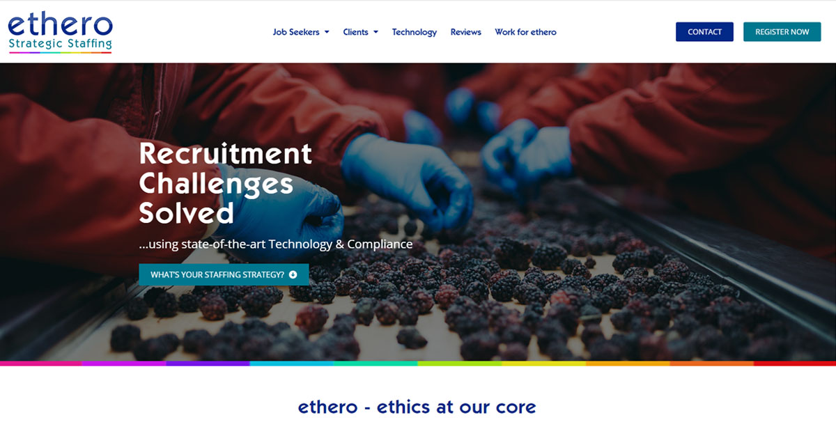 ethero website