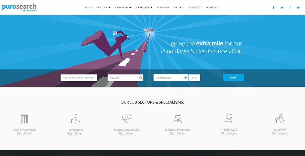 purosearch.com website