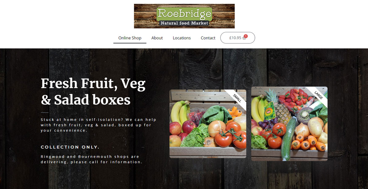 Roebridge Natural Food Market