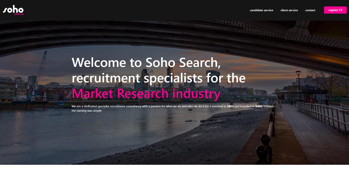 sohosearch website